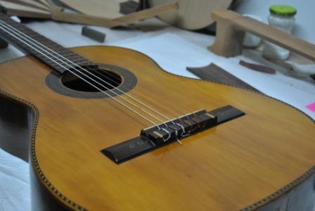 Historia luthier gaspar desde 1908 valencia for Luthier valencia