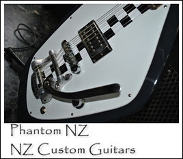 Phantom NZ Custom Guitars