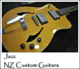 Guitarra Jazz Luthier