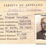 Tarjeta Artesano