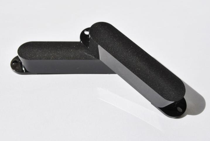 Cubre Pastilla Strato Negro Cerrado